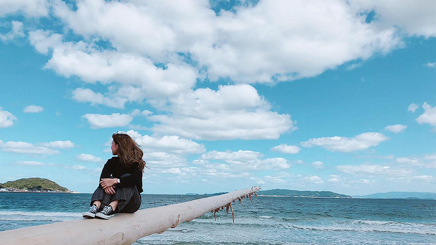 「なにもしない」をする  糸島