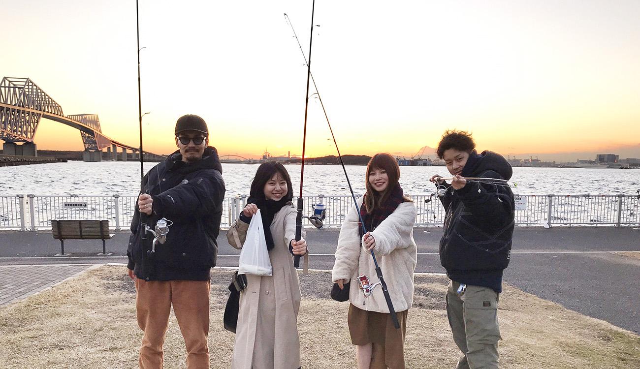 釣り部・海釣り編